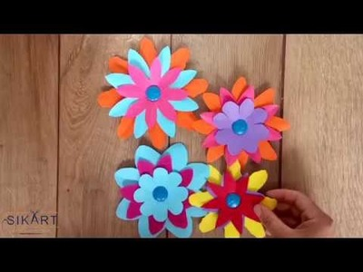 DIY How to make fridge magnets from home Tutorial