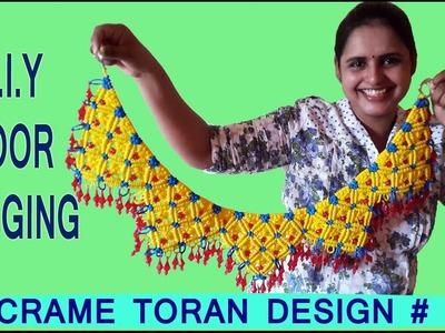 DIY How to Make Macrame Toran | Macrame Art School | FULL STEP BY STEP VIDEO TUTORIALS