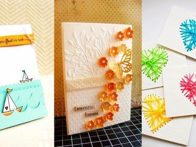 DIY Mother's Day Greeting Card - 5 DIY ideas