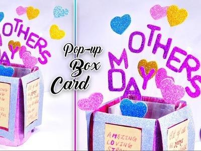 DIY Surprise Exploding Box Card #ForAllMoms   mother's day gift   Artkala 188