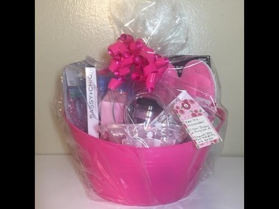 Dollar Tree Gift Basket $17| DIY Gift Idea | Mother's Day, Teacher's Gift, Thank You Gift
