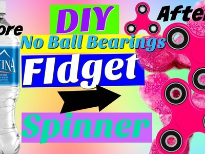 Fidget Spinner DIY (Make it Monday) Making Fidget Spinner DIY No Ball Bearings DIY