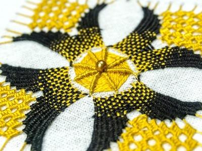 Hand Embroidery Designs: Bordado DIY Tutorial   HandiWorks#115