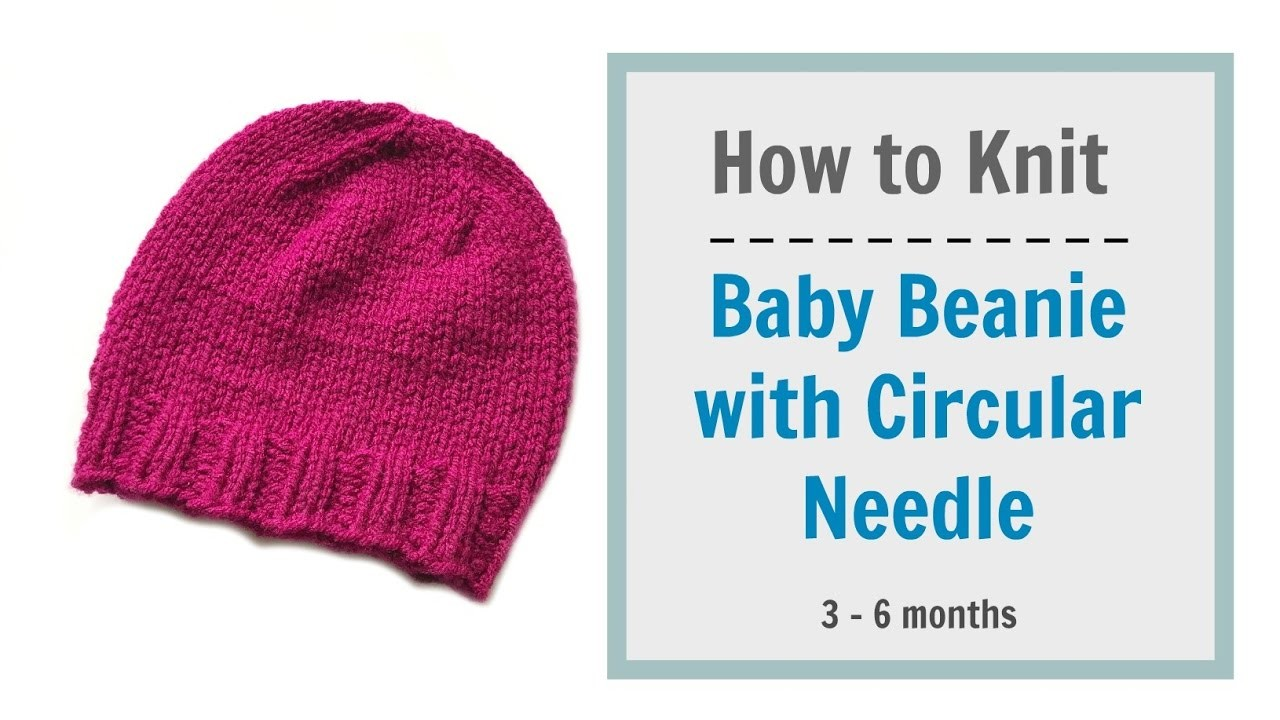 Knit With Circular Needle : Baby moss bag pattern related keywords