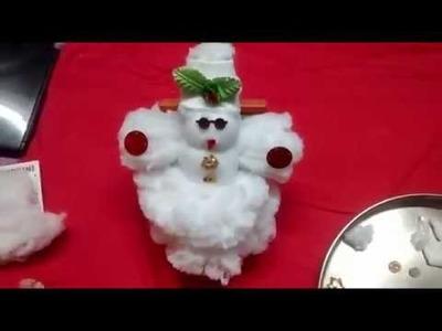 How to make doll from  socks  || मोजे से गुड़िया कैसे बनाये || By Sapna Mukesh