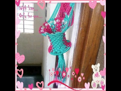 HOW TO MAKE MACRAME MIRROR HANGER IS BEST SLIDE SHOW
