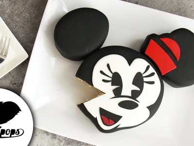 Minnie Mouse Cake | Disney Birthday Party Ideas |  DIY & How to