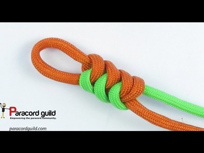 2 color snake knot