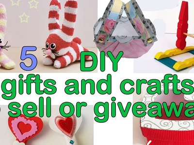 5 Easy DIY gifts and crafts  - Ana | DIY Crafts