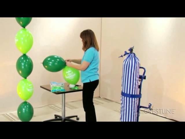 Crestlines 12 Qualatex Quick Link Balloons Basic
