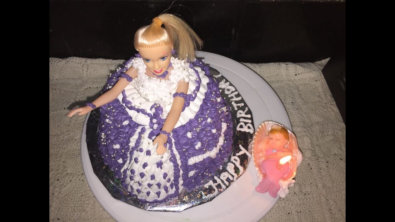 How To Make Doll Cake In Hindi