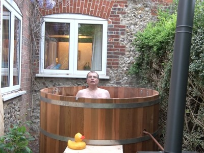 How to build a Cedar Wood Hot Tub