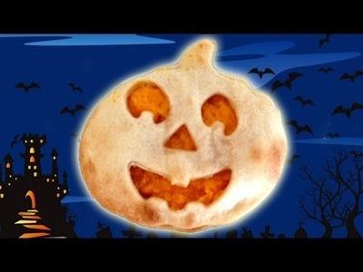 How to Make Halloween Jack o' Lantern Pumpkin Pie Recipe ハロウィン ジャックランタン パンプキンパイの作り方 (レシピ)