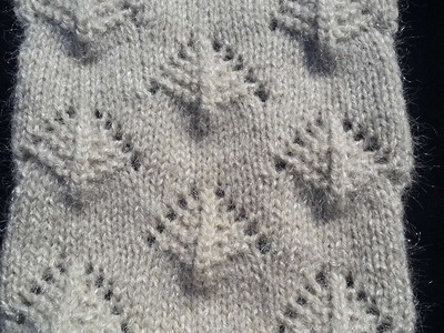 Jaali Design for Cardigan