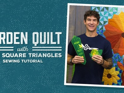 Make a Garden Quilt with Rob!