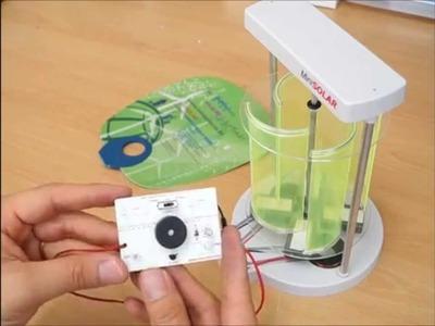 Mini Turbine Kit(Vertical) - MiniSolar