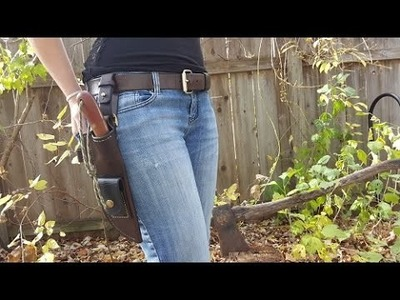 Sharing tips as I build a leather.kydex sheath. WolfeCustoms shop #012