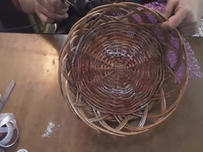 [TUT] How to make decorative gift basket.