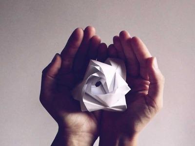 Un Sogno Di Carta - stop motion & origami