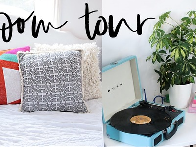 Updated Room Tour | Pinterest Inspired Home Decor | Spring 2017