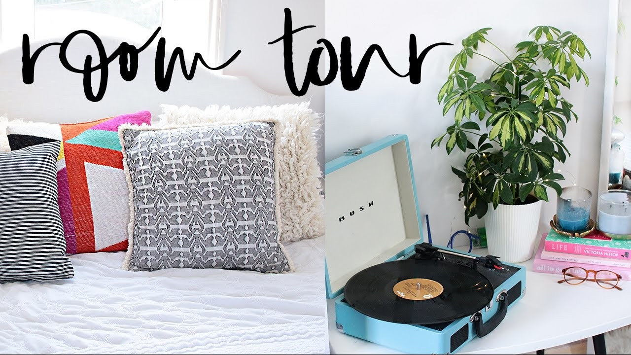 Updated Room Tour Pinterest Inspired Home Decor Spring 2017 My Crafts And Diy Projects