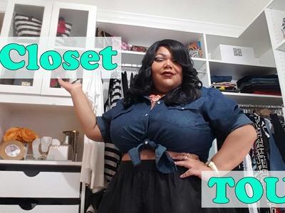 Walkin Closet.beauty and dressing room tour 2016