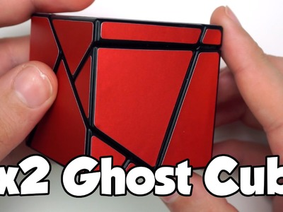 2x2 Ghost Cube Unboxing | Thecubicle.us