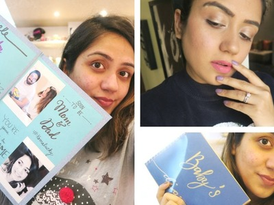 Baby's First Diary | Gifts