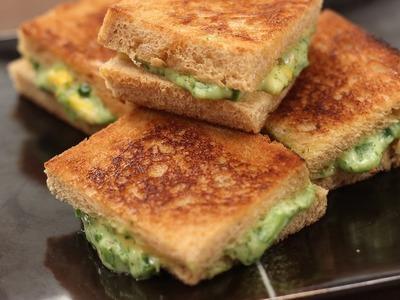 Chilli Milli Tawa Toast Sandwich | Snacky Ideas by Amisha Doshi | Sanjeev Kapoor Khazana