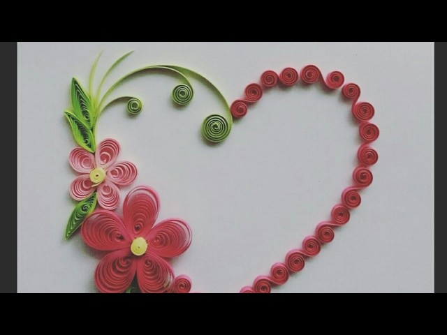 Decorate quilling greeting card and wall designhart type bybg decorate quilling greeting card and wall designhart type bybgriya m4hsunfo