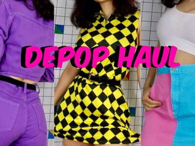 DEPOP HAUL: Vintage Clothes & Accessories! THE ULTIMATE FINDS!!!