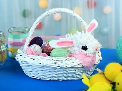 DIY Woven Easter Basket