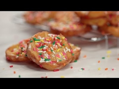 How to Make a Wonut: Waffle + Donut!  | Eat the Trend