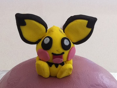 How To Make Pokemon Pichu Cake Decorating Lesson How To Cook That Ann Reardon