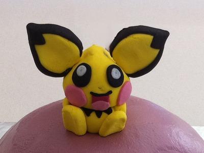 How To Make Pokemon Pichu Cake Decorating Lesson How To Cook That Ann Reardon