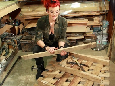 Pallets - How to take them apart easily with cheap tools without splitting the wood