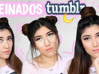 PEINADOS TUMBLR FACILES  !! ☾FT PRIMA VIKINGA Y GIGGSY. Tumblr Inspired Hairstyles