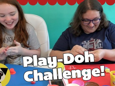 Shopkins Play-Doh Challenge with Gracie!!!