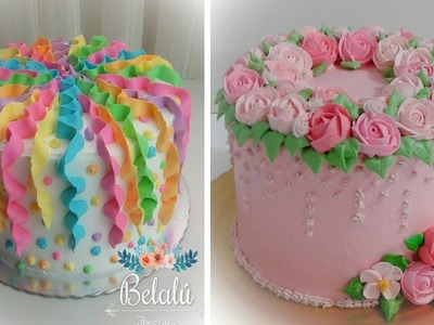 Top 20 Birthday cake decorating ideas - The most amazing cake decorating videos