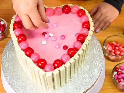 Top Amazing Love Cakes. Cake Decorating Compilation