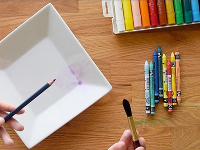 Watermedia 101~ How to use Watercolor Pencils, Markers, and Crayons