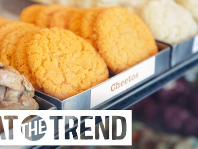 We Tried Cheetos Cookies For You. You're Welcome | Eat The Trend