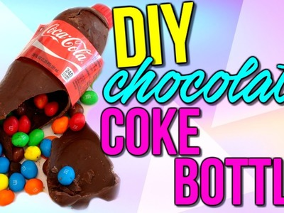 DIY Chocolate Coke Bottle Surprise TESTED! | Hit or Miss | Courtney Lundquist
