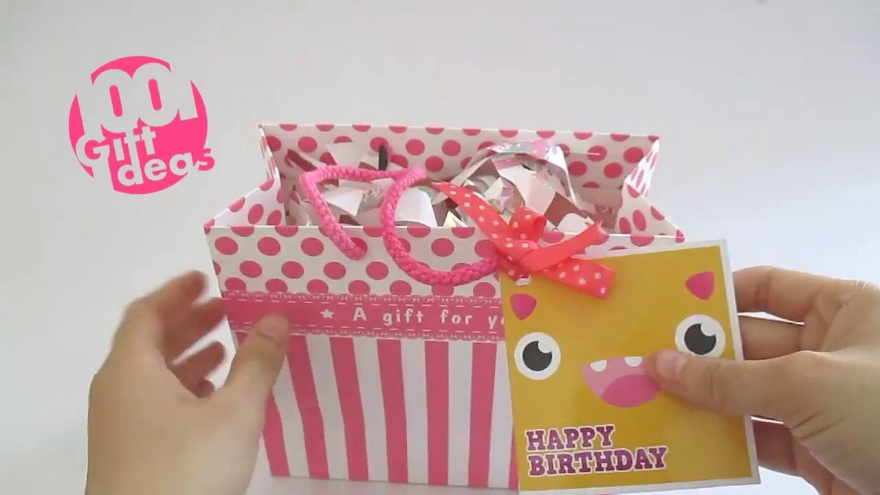Gift ideas for girls best friend happy birthday 04 for Craft gift ideas for girls