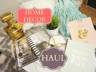 HOME DECOR HAUL: Homegoods. TJ MAXX. HOBBY LOBBY. AMAZON. ZGALLERIE