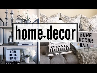 HOME DECOR HAUL-TJMAXX-HOMEGOODS-TARGET