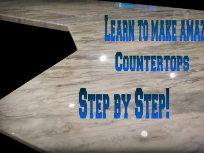 How to Build Counter tops