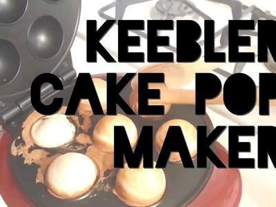 Keebler Cake Pop Maker (Unboxing.Demo.Review)