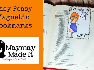 Magnet Book Marks Easy Peasy