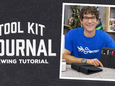 Make a Tool Kit Journal with Rob